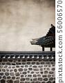 韓屋,傳統民居,牆 56006570