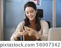 여자, 사업가, 여성 56007342