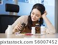여자, 사업가, 여성 56007452