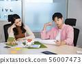 여자, 사업가, 여성 56007473