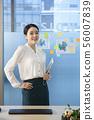 여자, 사업가, 여성 56007839