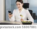 여자, 사업가, 여성 56007881