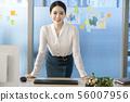 여자, 사업가, 여성 56007956