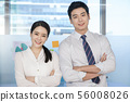 여자, 사업가, 여성 56008026