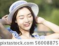 女性女性旅程度假村 56008875