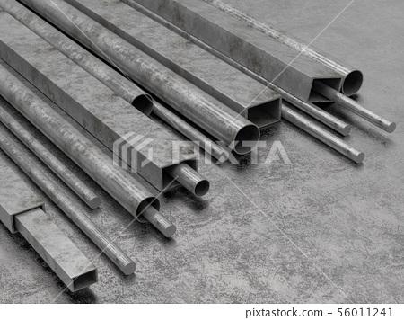 metal pipes 56011241