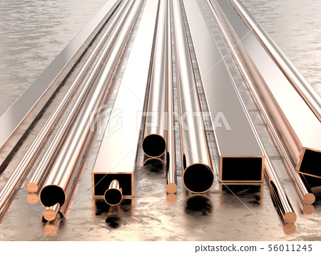 copper pipes 56011245