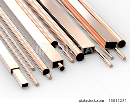 copper pipes 56011285