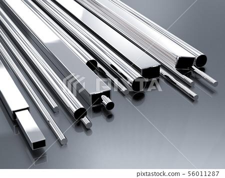 metal pipes 56011287