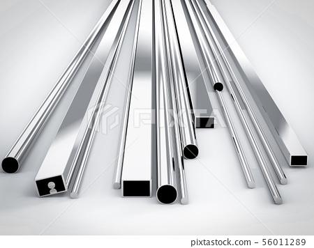 metal pipes 56011289