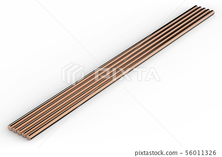 copper pipes 56011326