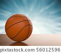 basketball ball 56012596