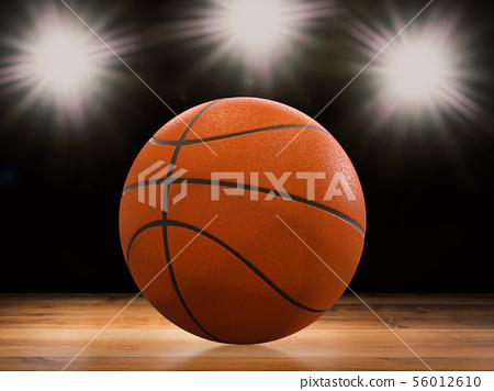 basketball ball 56012610