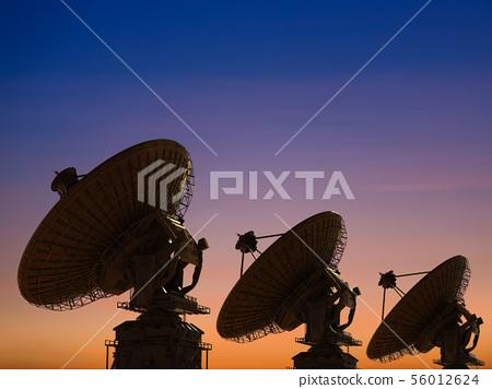 satellite dish 56012624