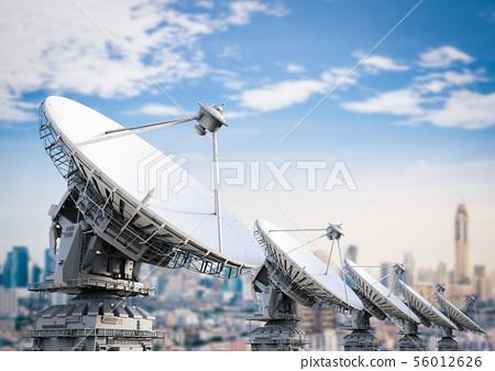 satellite dish 56012626