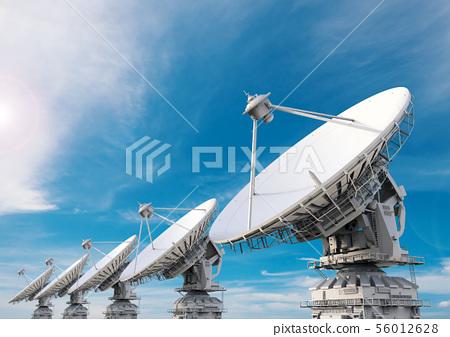 satellite dish 56012628