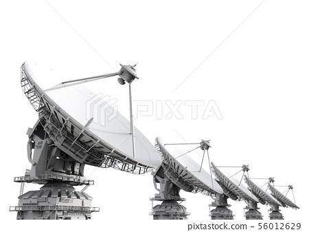 satellite dish 56012629