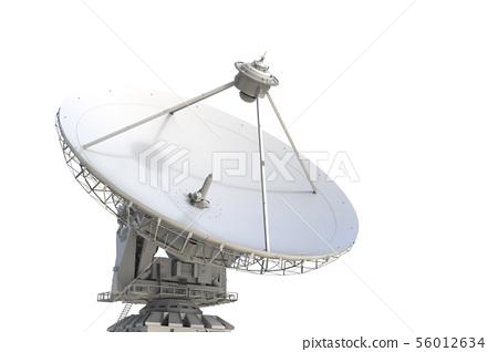 satellite dish 56012634
