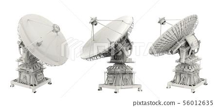 satellite dish 56012635