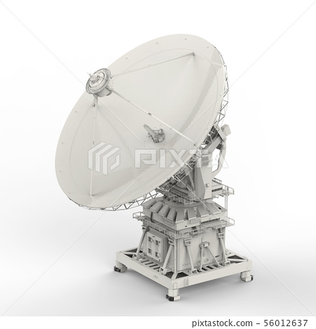 satellite dish 56012637