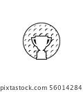 Golf icon graphic design template vector 56014284