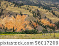 Painted Hills of Cache Creek in Canada 56017209