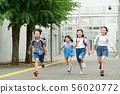 초등학생 학교 학교 생활 이미지 56020772