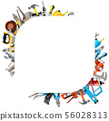 Vector Tools Corner Frame 56028313