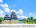 Matsumoto Castle (Summer) 56046345