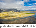 Aerial view South-Eastern Iceland. Overwhelming 56048837
