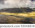 Amazing Icelandic nature - colourful 56048838