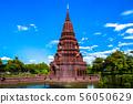 Asia, Ayuthaya Province, Thailand, Ancient, 56050629