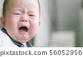 嬰兒哭臉 56052956