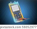 3d cad model of digital oscilloscope 56052977