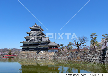 National Treasures Matsumoto Castle Temple 56054819