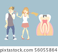 tooth decay, cavity, toothache, dental care 56055864