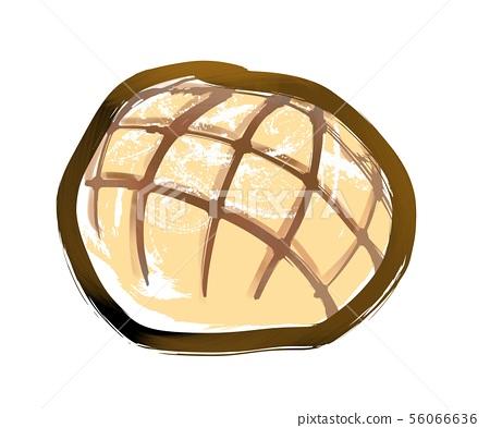 Melon bread-color 56066636