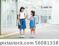 ภาพชีวิตในโรงเรียนประถมศึกษา 56081338