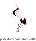 vector flat cartoon animal clip art 56099680