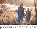 family, people, autumn 56105730