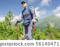 ปีนเขาเดินป่าอาวุโส 56140471