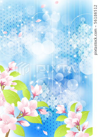 Cherry tree image template 56186512