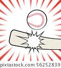 야구 방망이 공 56252839