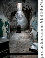 Prison cell in disrepair 56310646