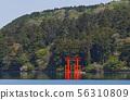 [Hakone] Ashinoko and Hakone Shrine (Lake Ashinoko) 56310809