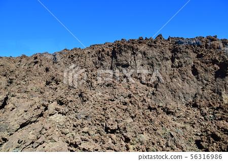 스페인 령 카나리아 제도 테 네리 페, 테이데 국립 공원, 테이데 산 칼데라 56316986