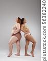girl, lady, fat 56382240