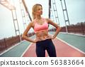 female, females, running 56383664