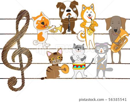 애완 동물의 콘서트 56385541