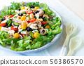 해물 샐러드 56386570